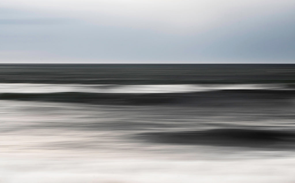 Blurred Sea by Ludovic Mornand