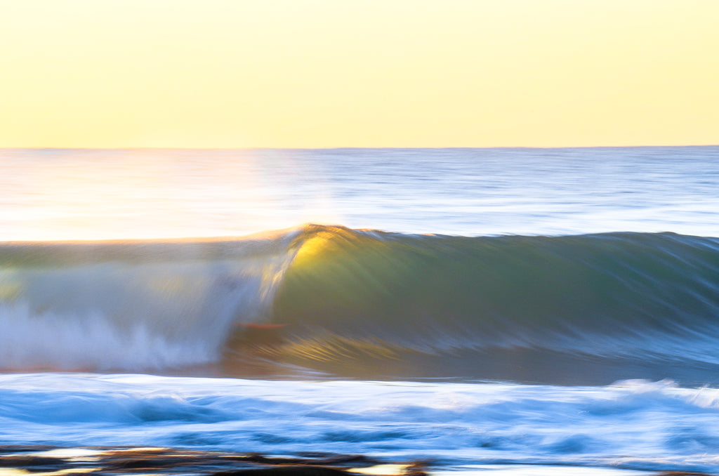 Golden Hour Barrels by Meagan Williams
