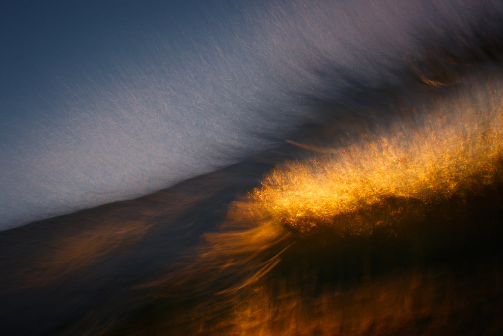 Morning Blur by Jose Garcia