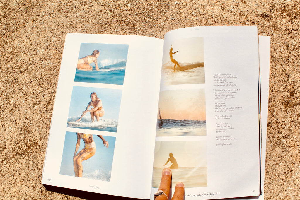 SURF VISUALS - ISSUE 3 + A FREE COPY OF BEHIND THE SHAPER  |  OUT NOW