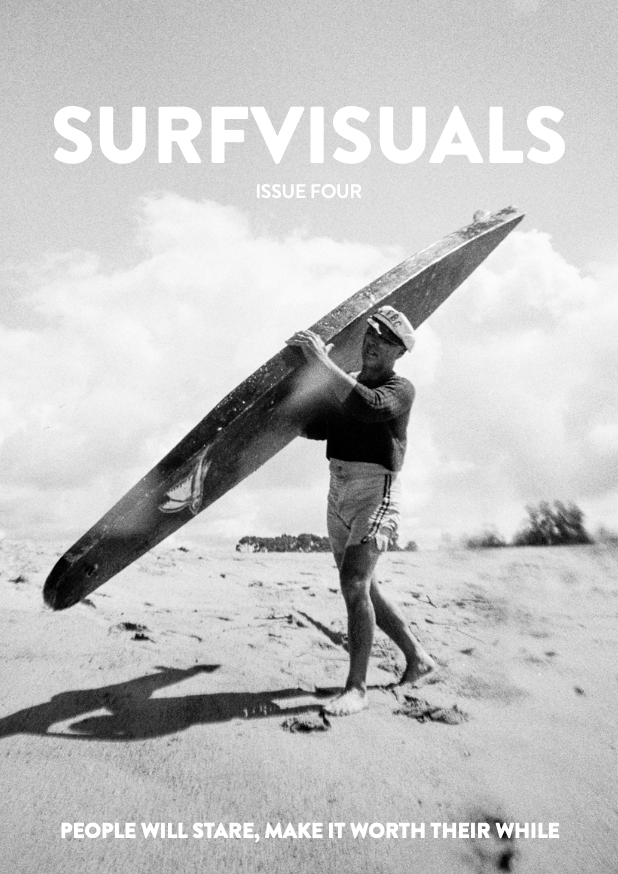 SURF VISUALS - ISSUE 4 [DIGITAL COPY ONLY]