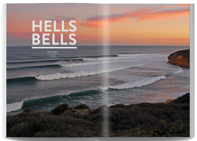 SURF VISUALS - ISSUE 1 [DIGITAL COPY ONLY]