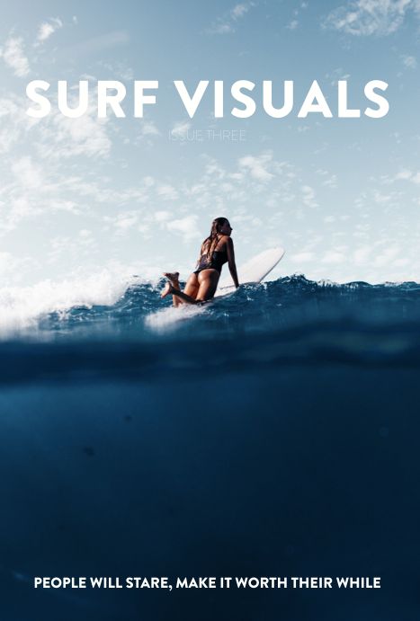 SURF VISUALS - ISSUE 3 [PRE-ORDER]
