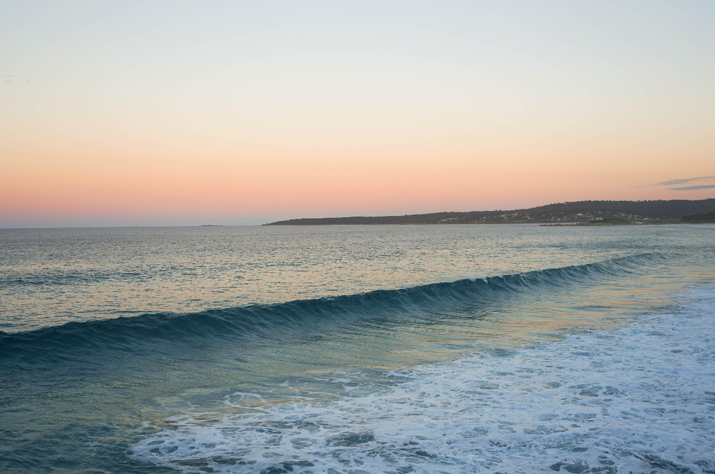 Sunsets And Even Nicer Waves by Haydn Shallvey