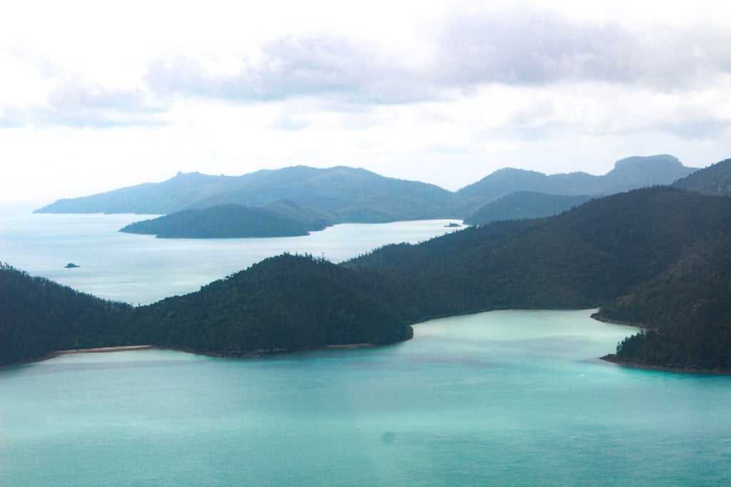 WhitSundays Landscape by Amelia Stothard