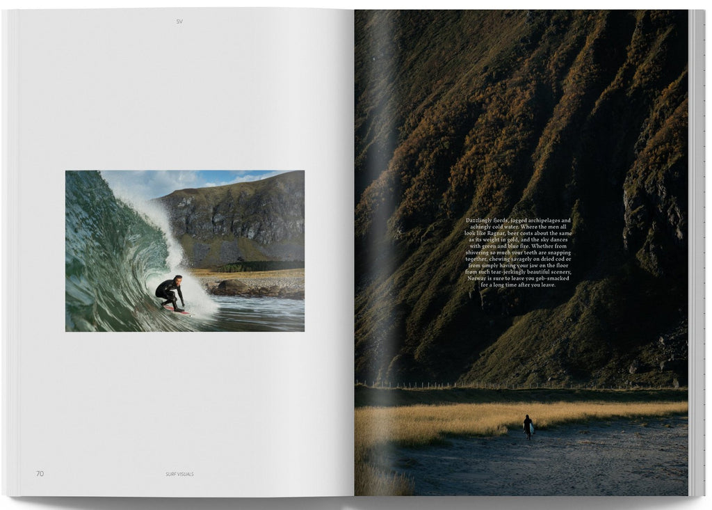 SURF VISUALS - ISSUE 2 [DIGITAL COPY ONLY]