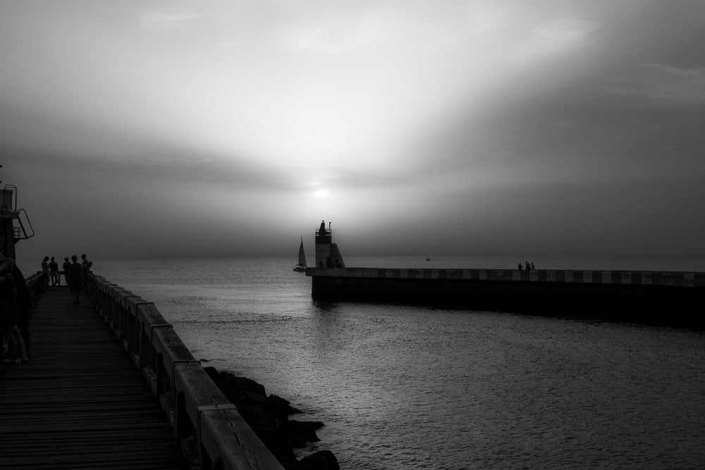 A Mood Jetty by Thomas Meurot