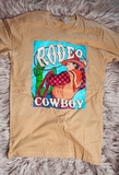Rodeo Cowboy Graphic Tee