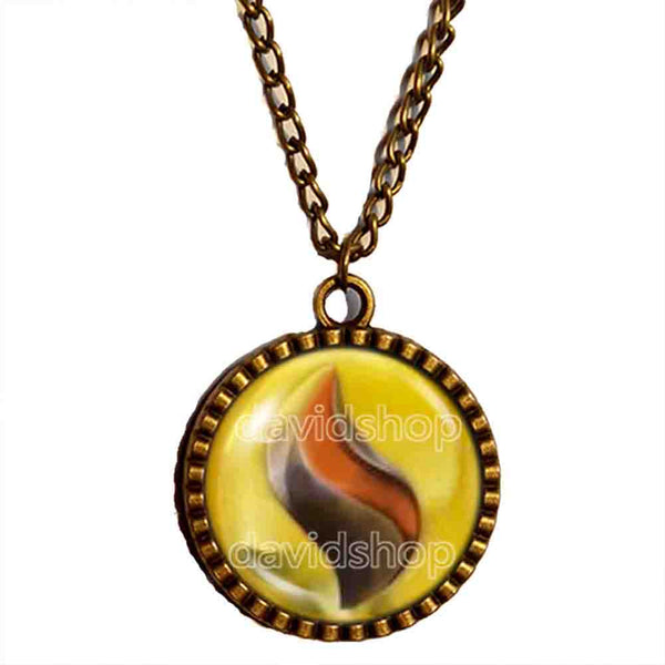 Pokemon Pinsirite Mega Stone Necklace Anime Pendant Jewelry Pinsir Cosplay Charm