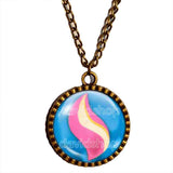 Pokemon Medichamite Mega Stone Necklace Anime Pendant Jewelry Medicham Cosplay