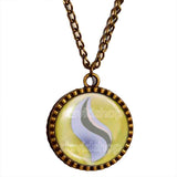 Pokemon Kangaskhanite Mega Stone Necklace Anime Pendant Jewelry Kangaskhan Cosplay