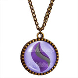 Aerodactylite Mega Stone Necklace Anime Pendant Jewelry Aerodactyl Cosplay �- DDavid'SHOP