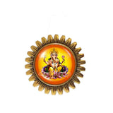 Ganesh Ganesha Brooch Badge Pin Hindu Gods Goddesses Om Charm Fashion Jewelry Sign