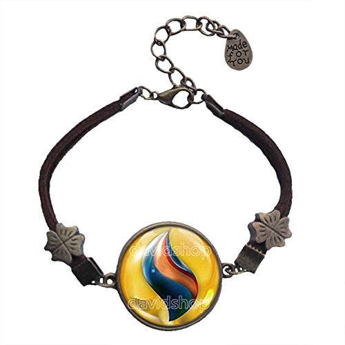 Pokemon Heracronite Mega Stone Bracelet Anime Pendant Jewelry Heracross Cosplay Charm