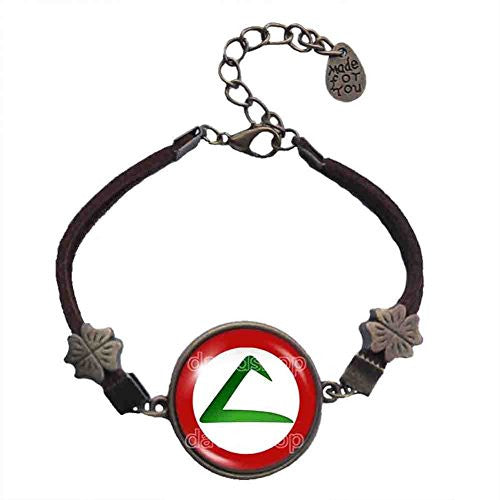 Pokemon Ash Ketchum Bracelet Anime Symbol Pendant Fashion Jewelry Cosplay Charm Cute Gift