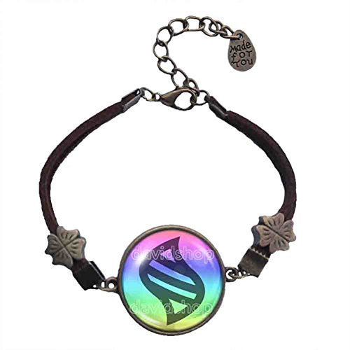 Pokemon Keystone Mega Stone Bracelet Anime Pendant Fashion Jewelry Cosplay Cute Charm
