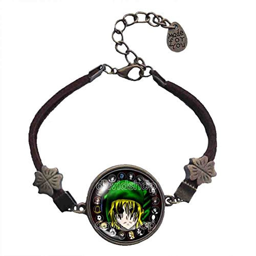 Creepypasta CREEPY PASTA TICCI TOBY Bracelet Jewelry JEFF THE KILLER Fictional Ben Cosplay - DDavid'SHOP
