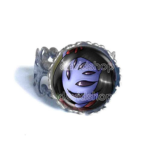 Undertale Muffet Ring Pendant Fashion Jewelry Undyne