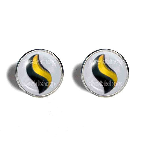 Pokemon Beedrillite Mega Stone Cufflinks Cuff links Fashion Jewelry Beedrill Cosplay Charm