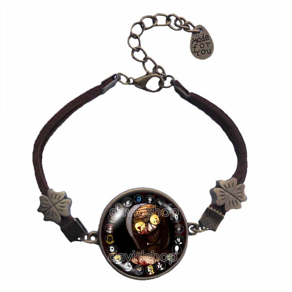 Creepypasta Ticci Toby Bracelet Fashion Jewelry CREEPY PASTA Cosplay