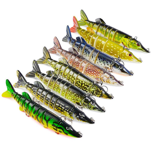 Fishy™ Premium Hunter Pike Attack Series