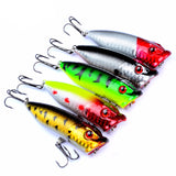 Fishy™ Premium Popper Lure Pack [5PCS]