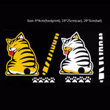 Kitty™ Cat Moving Tail Stickers