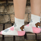 Doggie™ 3D Dogs Footprints Socks