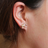 Jewad™ 2017 Unicorn Stud Earrings