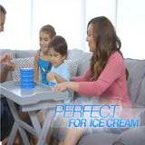 IceIn™ Premium Revolutionary Ice Cube Master Maker