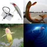Fishy™ Premium Rechargeable Twitching Lures