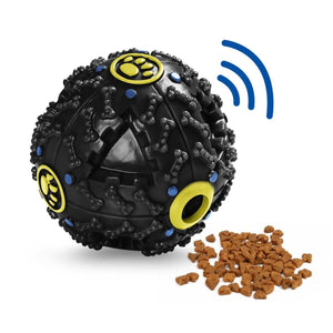 PETZ™ TRICKY TREAT BALL [Your Cat - Your Dog Definitely Loves It]