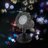 InoTech™ Premium Christmas Magic Star Shower Projector Light