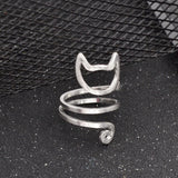 Kitty™ Adjustable Wrap Ring