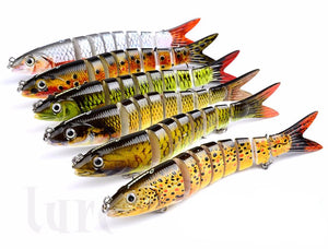 Fishy™ Premium Musky Minnow Series