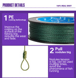 Anmuka™ Fishing Lines Super Strong Japanese Standard