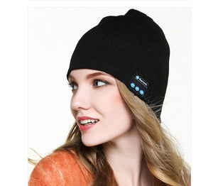 Musik™ Unparalleled Wireless Bluetooth Earphone Beanie