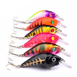 Fishy™ Premium Top Water Crank Lures Pack [6PCS]