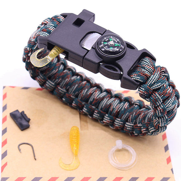 Fishy™ Survival Bracelet & Bangles