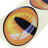 Kitty™  Cat Eyes Car Stickers