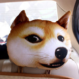 2017 Unparalleled™ Car 3D Animal Headrest Neck Pillow
