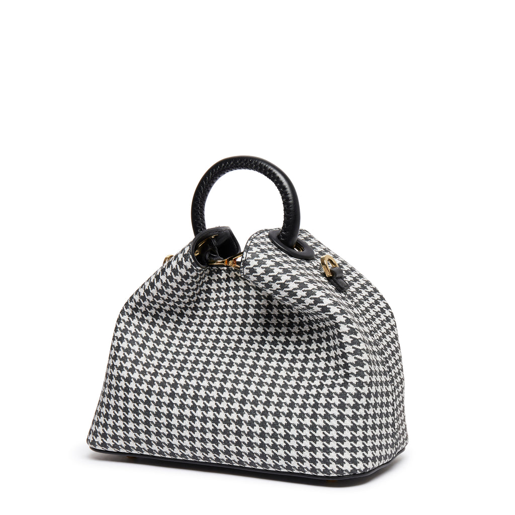 Baozi - Houndstooth / Black