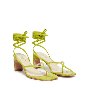 Ficelle Lime Green