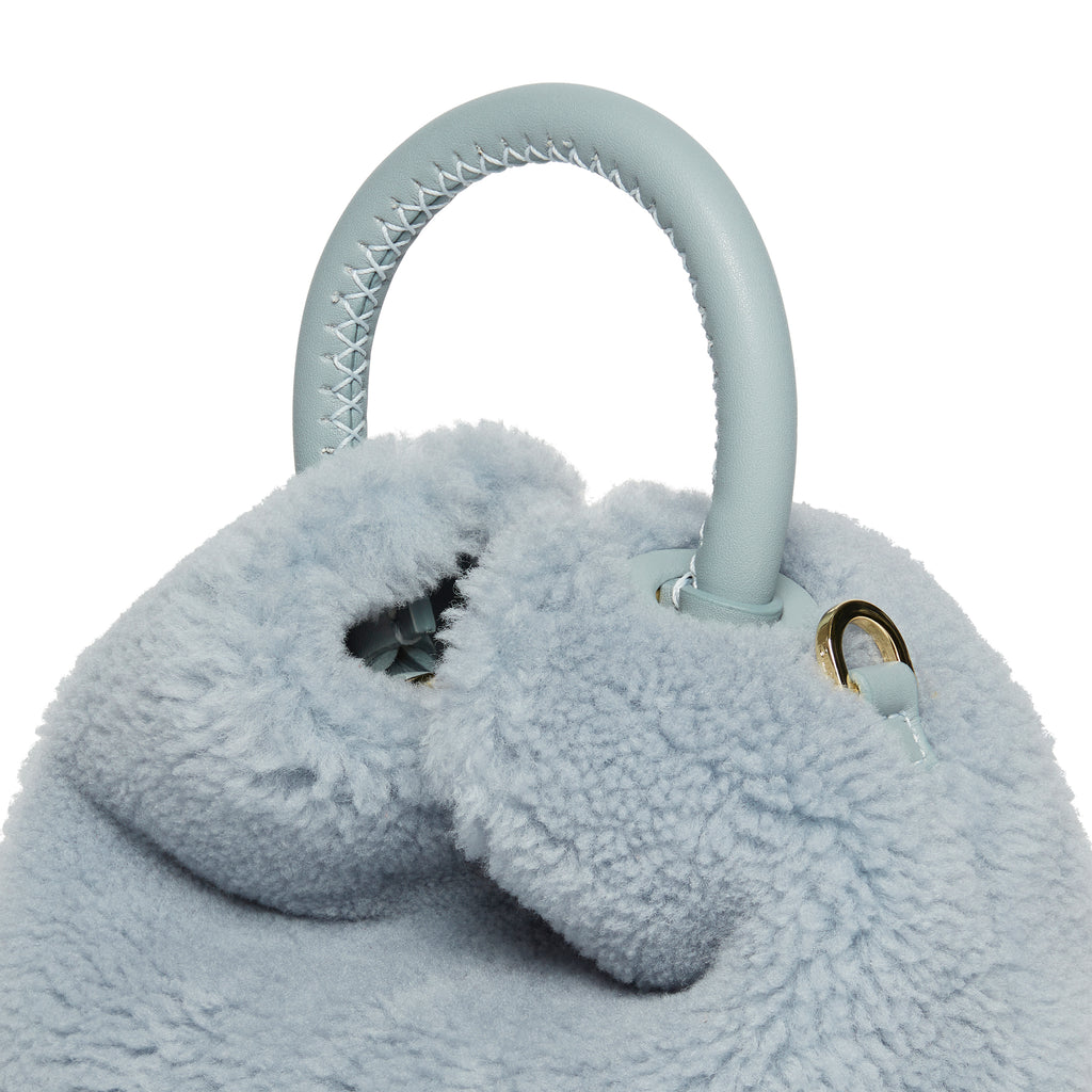Madeleine Shearling <span>Teddy Blue</span>