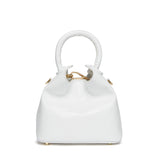 Madeleine <span>Lizard Embossed Leather White</span>