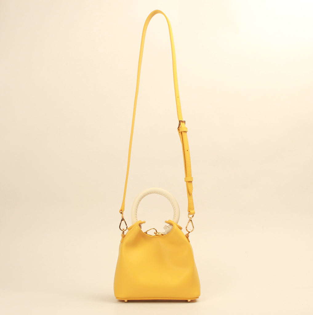 Madeleine - Yellow / White / Delivery end of june