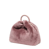 Raisin - Shearling Montone Mauve