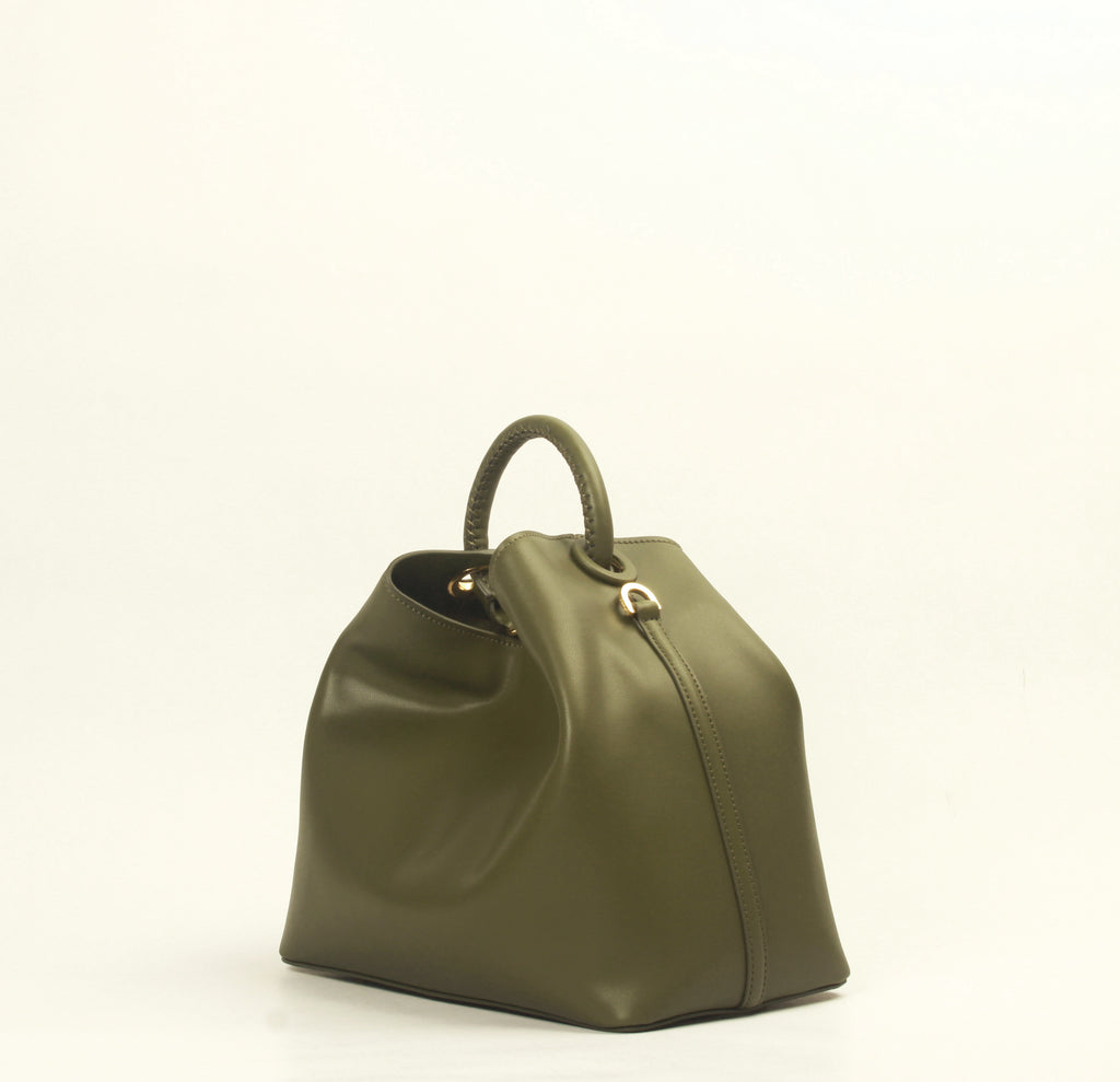 Raisin - Olive Green/ Delivery middle of October