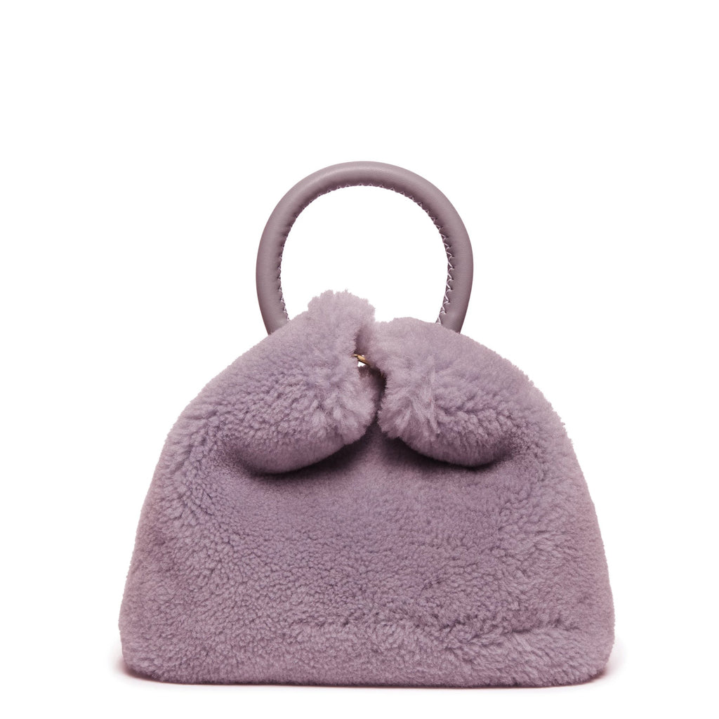 Baozi - Shearling Teddy Mauve/ Delivery End Of January 2020