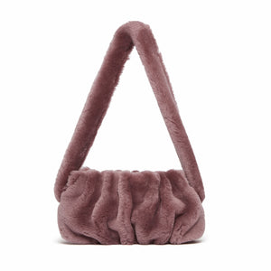 Vague Shearling Mauve